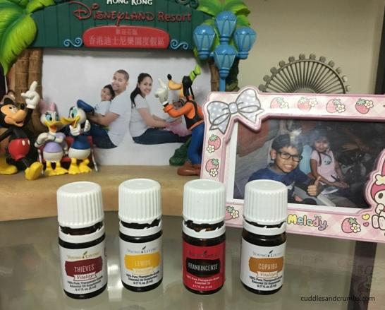 essential oils dubai