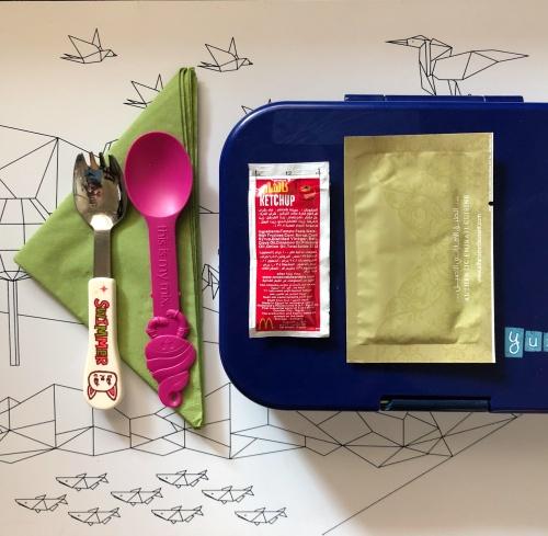 school lunch kit