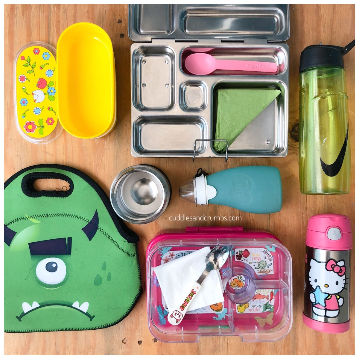 #LunchBoxTalk - Prepare your kids Lunch Box Kit