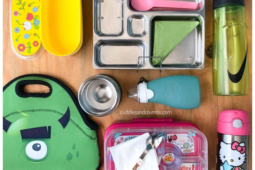 #LunchBoxTalk School Lunch Kit
