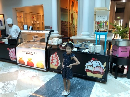 MovenPick Bur Dubai Brunch