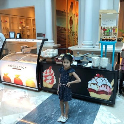 MovenPick Bur Dubai Brunch
