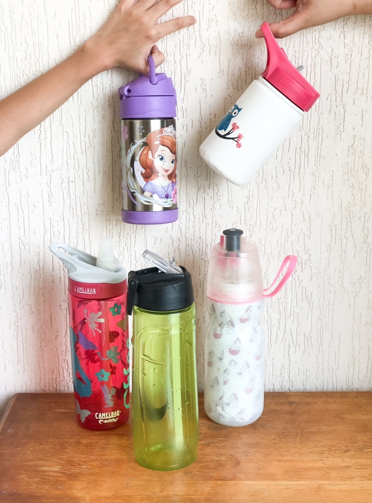 #LunchboxTalk Water Bottles