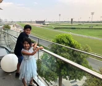 Meydan Friday Brunch