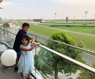 Meydan Friday Brunch